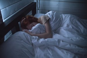 How Your Gut Flora is Keeping You Awake at Night {Holistic Sleep Solution}