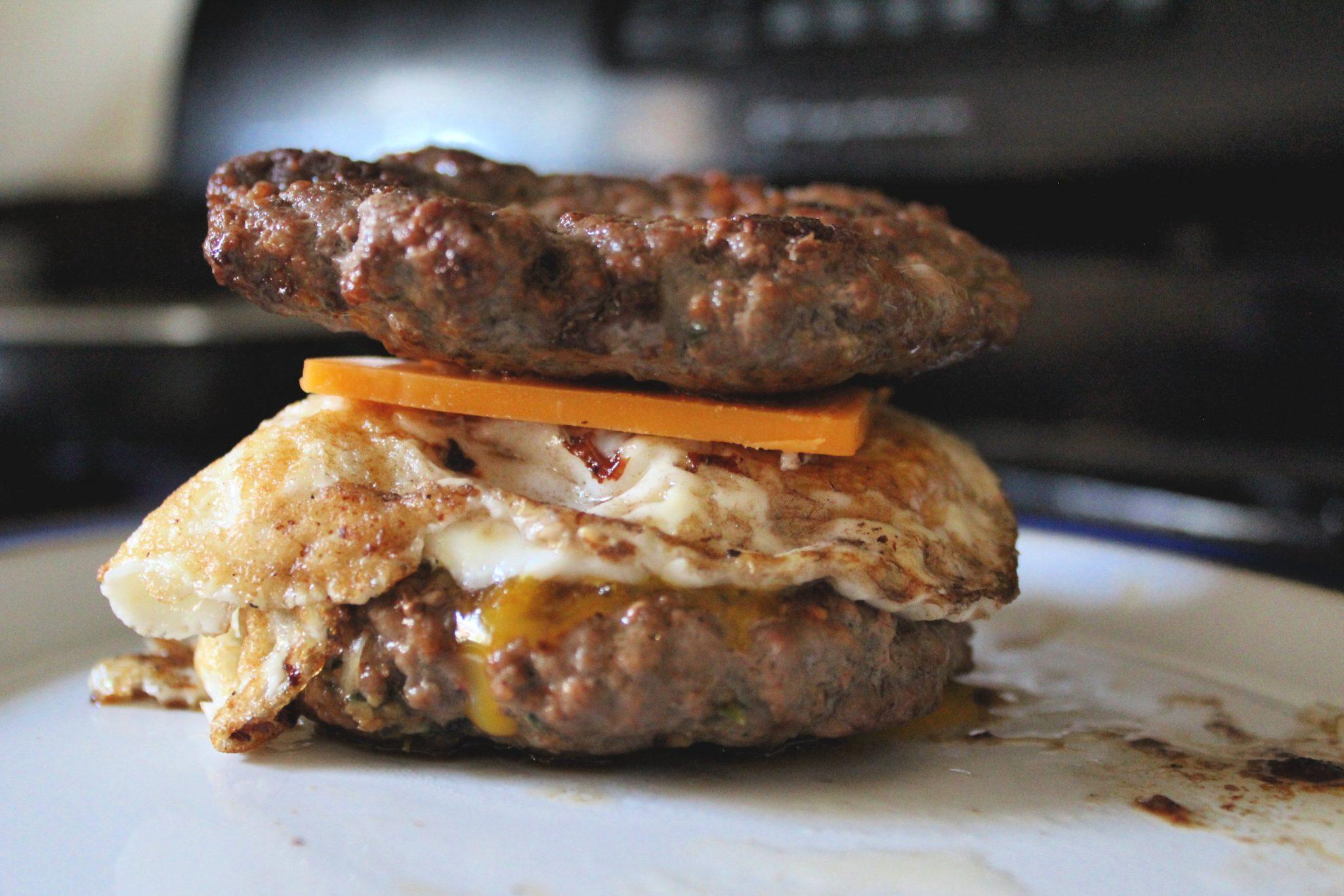 Carnivore Breakfast Sandwich Recipe