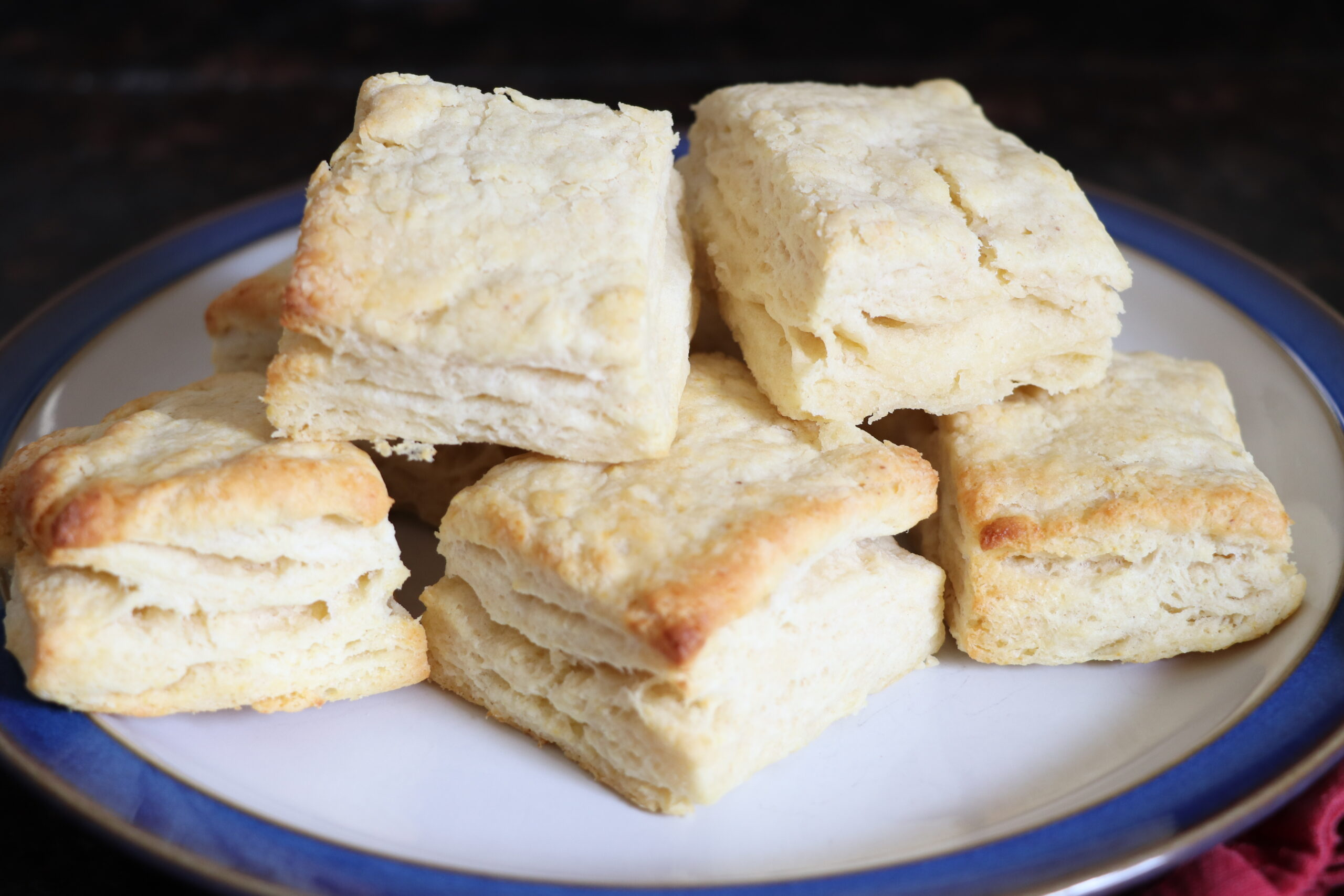 Classic Flakey Biscuits