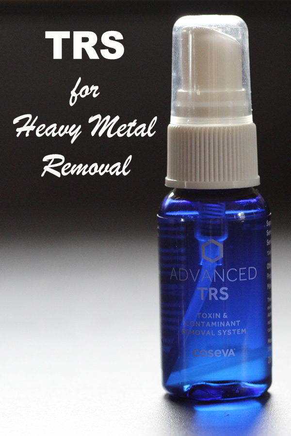 TRS for heavy metal removal