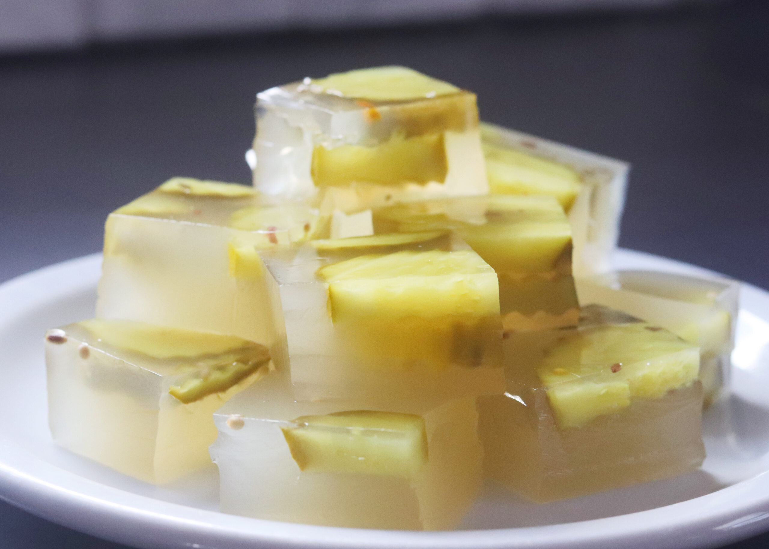 Dill Pickle Gelatin – GAPS, keto